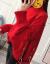 昔は柚米に厚手のタルトの保温2019秋冬新着ドレッサー服女史インナの上着セタの外赤M