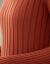 ゴ弟レイディ服2019冬季新着品ハーフタートルネティック前短后オープンパンツ长袖简约坑条ニトール女子セム(3コード)