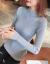 レイディーズ服の新商品黒いタイトな手のハーフタートルネクターの女性冬スタイルの服インナのコート冬の女性の服服です。冬の女性の服はワンピスケープレースの秋の服です。韓国ファンシーショット春の黒い上着です。