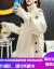 风嘉婷2019秋冬新着品レディ服フュージョン・トールネクター女套头加厚懒惰ゆるの外着韩国ファンシー着て帰ります。
