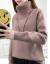 タートルネの保温大き目のサズレディ秋冬新着品韓国ファンシーナップの女性セットヘッドのパカピンクのフリッツ70-135斤を使用しています。