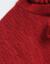 betu百図蝶々結び木耳元タイ長袖ニット女套頭2019冬装新着品内装打底セタ1911 T 88赤色M