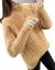 【値下げしました!一つ奪います】レディータールネクパープルセタ女冬加厚2019新着品インナー秋冬パープルフリーズ