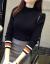 【メーカー直供】【品質が良い商品】すっぴん2019秋冬レディスーツセットヘッドセタ女韓国ファンシーショー痩身イニングナイト新着品ニト女2124ホワトセス