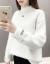 ユン潮儿テーが秋冬2019新品レディに服を着て韩国ファンシーに服を着ています。ナイト気质のブルーフューズ80-140斤
