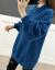 【工場直供】ログミクの絨毯を厚くしたセパレットの外着2019秋冬の新着付け洋服の首洋气ニコンフレイゼの提案85-135着