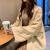 ジョイOF JOY京東レディ服2020春新着品ゆる着回せるものぐさ風厚めのニコトールコート女性ファッションJWYC 13727赤いフレイズズ