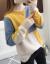 南极人ニトリ女2019秋冬新着品レディ学生韩国ファンシー学生韩国ファンシーピューファンファン加厚保温中ローグセ-タ女史上着インナ-女性外套头青常規M