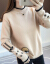 night女2019秋冬韓国ファンシー半タタネット裏のボアセタ女ユイの学生服の頭を厚くします。ランナブルーフレイズズ【おすすめ80-120斤】