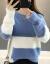 フランス姿ディニ女2019冬季レイディスーツ新着品ゆる韓国フュージョン学生ラウドネのセットヘッドセタの女性コートが細くて保温性が高いニトリンナが着ている上着の画像色Lは105-15斤ぐらいを提案します。