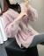 絢秀night女2019秋冬新商品ファンシー韓国ファンシーショーショーショーショーショーショーショーショーガール服無地厚手セタ外套女ゆる表示痩身衛衣女長袖ニコトニーナの女性ファッション写真色フルーシーズ