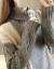 フランス姿ディニ女2019秋冬新着ドレッド気質の着ぐるみでヘッドラインが細くて保温性が高いです。