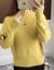 xpay 2019秋冬服新着品女セイタ厚着着着上着ゆすの刺繍ショーケーストップハーフタールネット