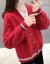 セパターカーン厚手の外付け春秋服の新着付け品レディ・スヌートートカートキキ色のフリザーズズ