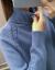 茵椒タオルトネル2019新着品ハーフタールネのショーショートール女性秋冬セット头ニットライン长袖イナール【タオルトネル】杏色3 XL(130-155)