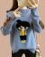 【年末清倉品質保証】2019年秋冬新着品セタ女ユル打底ファマットマットピンク(小さい女の子)M(95-105斤を提案します)