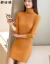 都麗雅2018年秋モデルレディスーツ新品新品ニコトート女セインナ韓国フュージョン中ローリングリングネック長袖打地スカートカバー頭女史外套女性1990黒フルセイズ