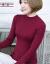 無地ハーフタートルネック女2020新着品韓国フュージョン上服カバーヘッドターニ打底ウ-ル春装ホワ-ト色3 XL