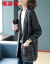 恒源祥niトラック女性2020春新品韓国ファンシーショレンジッポー服外着セタコート女性秋新着品中ローリングトップスゆるるるるるるるるのニントリ