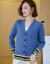 歌ミラニティィ女カーディィ、ティガンブレトの秋服2020年新着品早秋女史外套薄い手のジチャパンカラーM