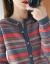 ニマンキが2020秋に新製品を開発したのは韓国ファンシーコートのストライプ柄柄の赤フロリーズス(85-138斤)です。