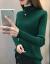 古伊芙niトラック女性ファンシー秋装女史冬新着付け品の中ローリングハーフターク外に小柄な学生服を着て写真を撮ってください。