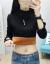 杉奈霗尼特女裏ボア加厚女史セパタ女2020秋冬ファンシー外着カバーヘッドにインナーカーンを着用してください。