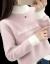 北极绒ni tr女ゆるの长袖ファンシー女子秋冬2020年韩国ファンシーハープホップ学生が洋気になって帰ってきました。やせせせて见えないラインプグリップ