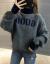 慕沁岩ta-to lness ck女子ユル2020秋新着品学院风ニ女套头学生外穿night韩国Frishションが痩せています。回保温上着深灰色M